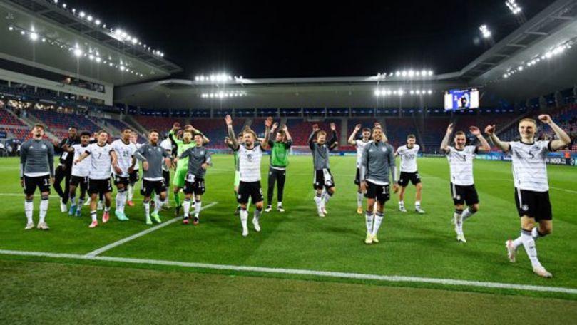 Germania U21 e a doua finalistă a Campionatului European U 21 de fotbal
