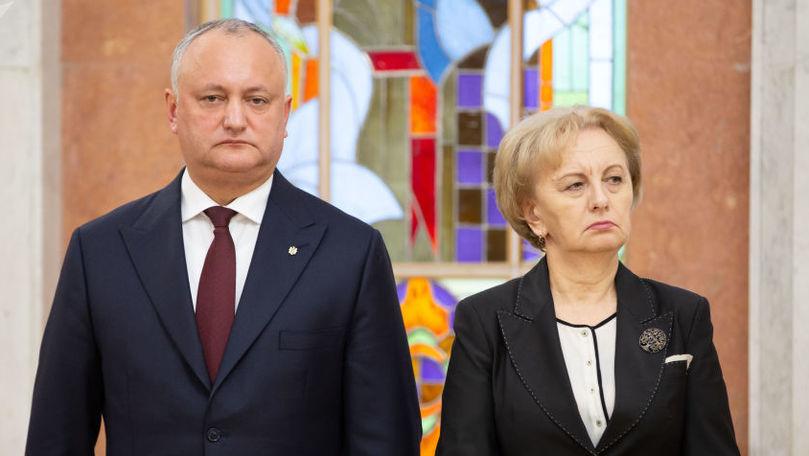 Igor Dodon și Zinaida Greceanîi au declarat că se vor vaccina cu Sputnik V
