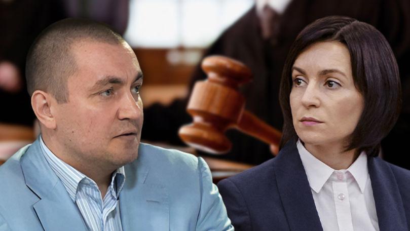 Veaceslav Platon vrea să o dea în judecată pe Maia Sandu în România