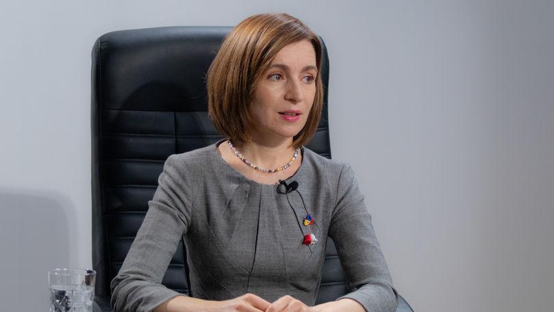 Fals: Maia Sandu este manevrată de ambasadorul american la Chișinău