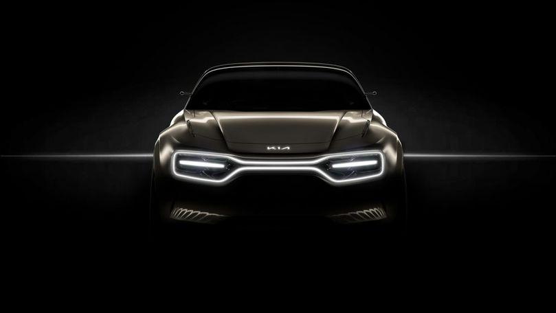 Kia adoptă un nou logo înaintea lansării unui nou model electric