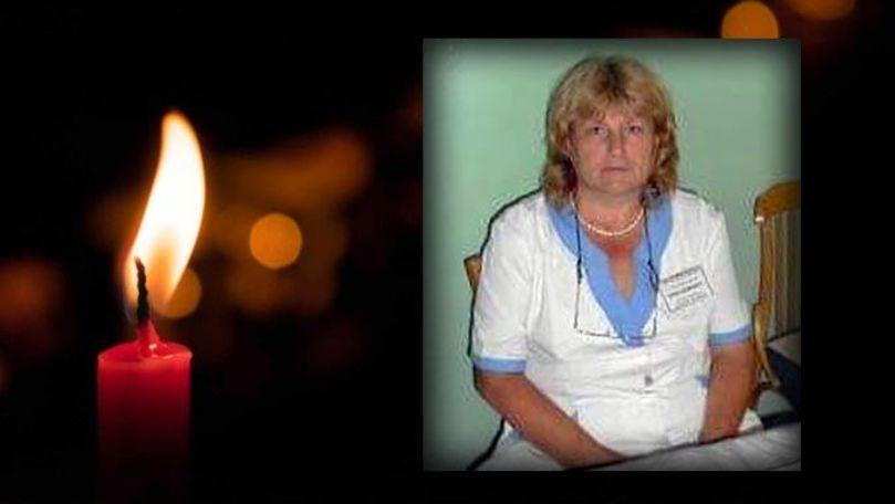 Încă un lucrător medical a decedat din cauza COVID-19. Mesajul colegilor