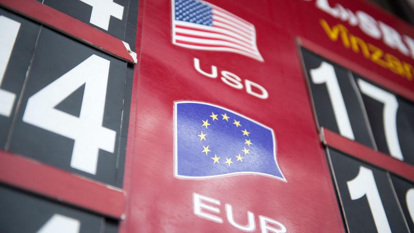 Curs valutar 22 iunie 2021: Cât valorează un euro și un dolar
