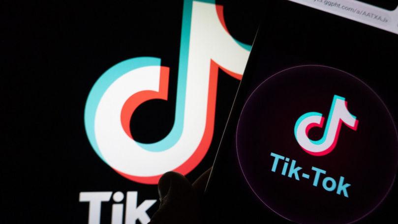 Rețeaua TikTok, dată în judecată pentru colectarea datelor copiilor