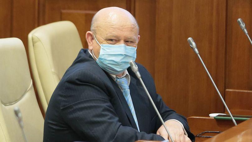 Majoritatea PSRM-ȘOR a numit un nou judecător al Curții Constituționale