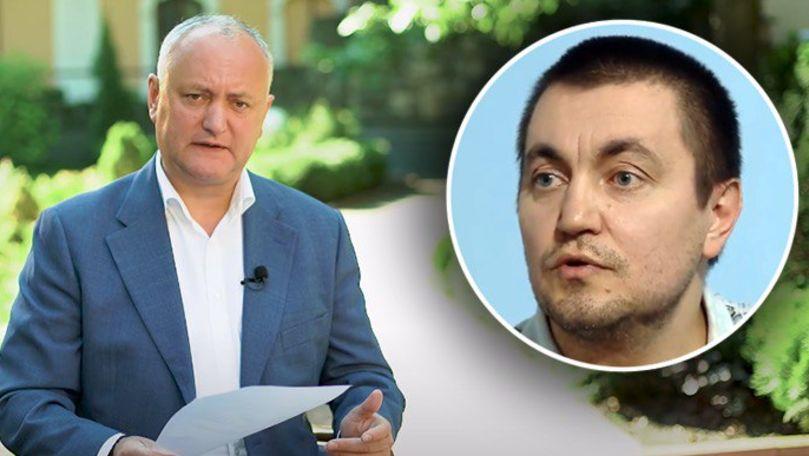Igor Dodon explică de ce crede că procurorii trebuie să discute cu Veaceslav Platon