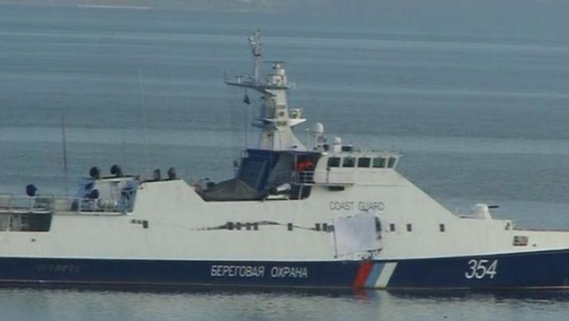 6 din marinarii capturați de Rusia rămân încă 3 luni în arest