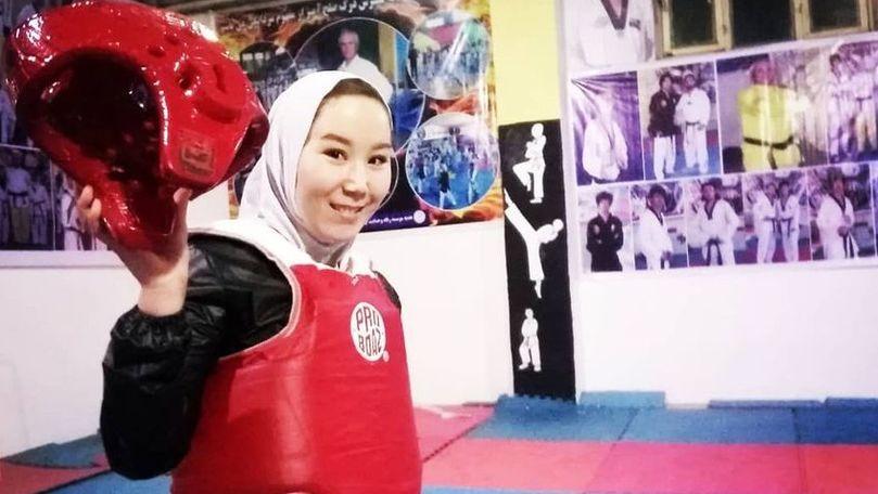 Femeile din Afganistan nu vor mai putea practica niciun fel de sport