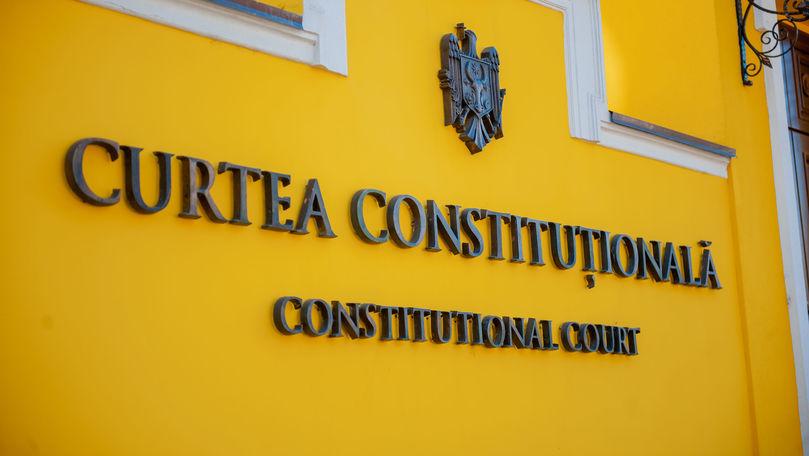 Curtea Constituțională a achiziționat un automobil nou pentru instituție
