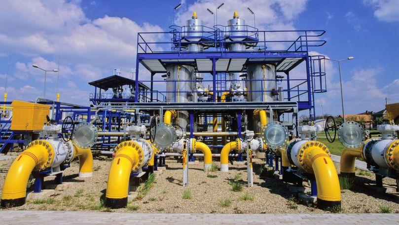 Chișinăul ia în calcul posibilitatea de a cumpăra gaze pentru stocare