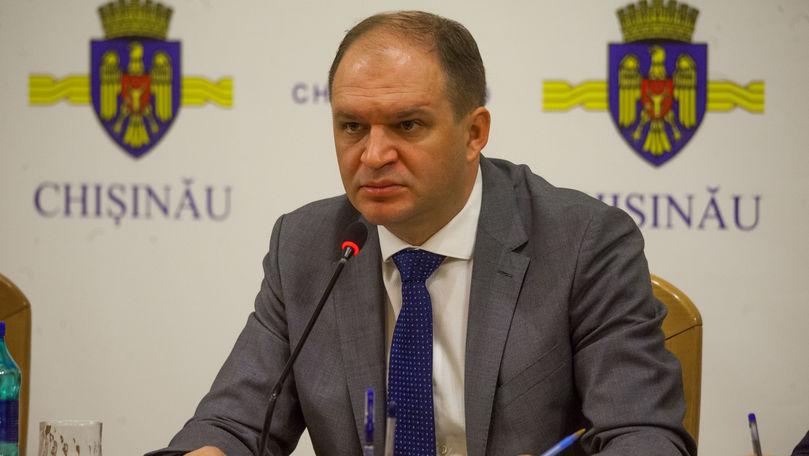 Ion Ceban și politica: Mă ocup de Chișinău, n-am timp de alte lucruri