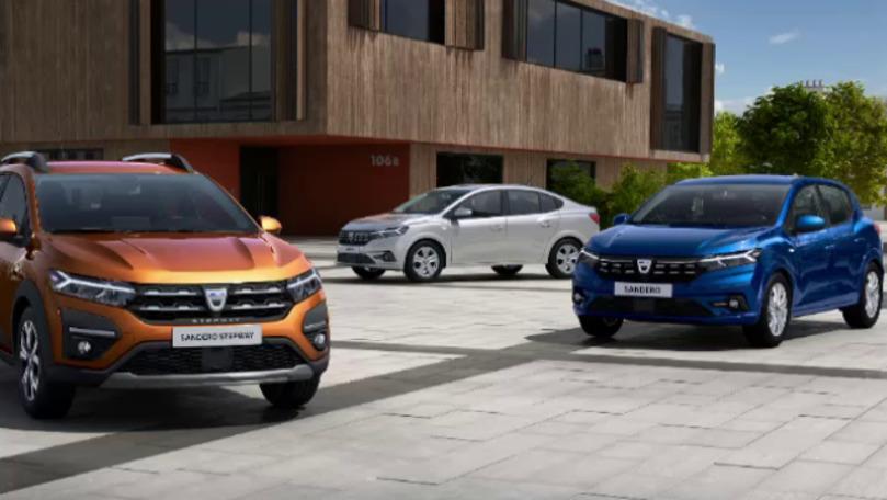 Viitoarele modele Renault și Dacia vor fi limitate din fabrică la 180 km/h