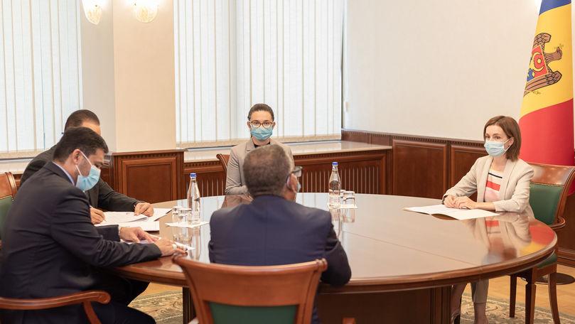 Statul Qatar, încurajat să investească în infrastructura din R. Moldova