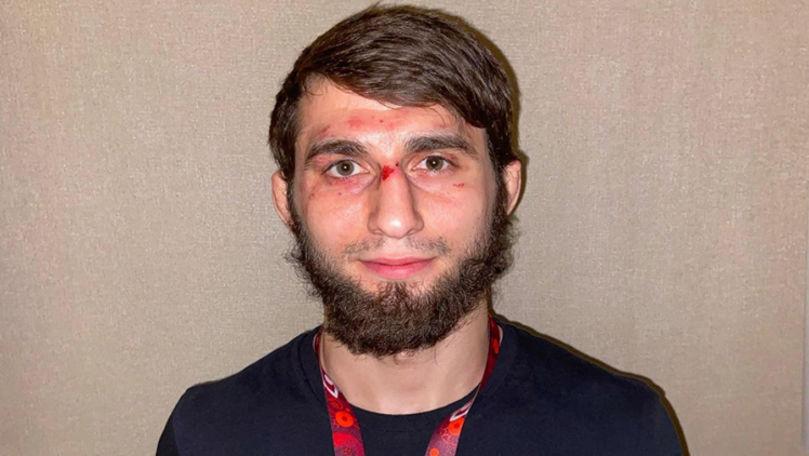 Luptătorul Maxim Saculțan a cucerit bronzul la Campionatul European