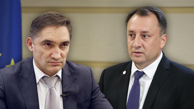 Stoianoglo: Ulanov a prejudiciat statul în proporții deosebit de mari