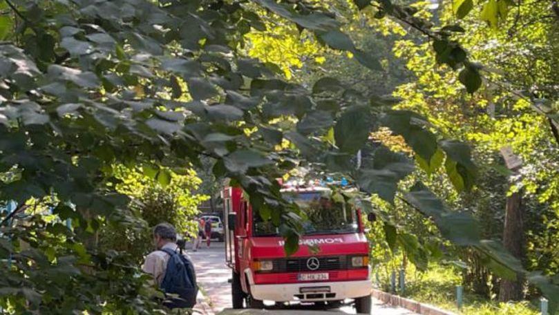 Explozia de la Botanica: Nu acumulările de gaz au fost cauza