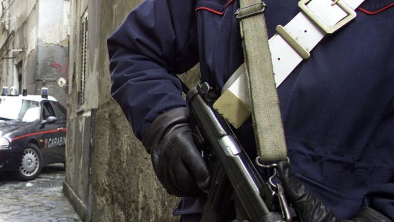 Italia: Poliția a spart codul de comunicare al unei organizații mafiote