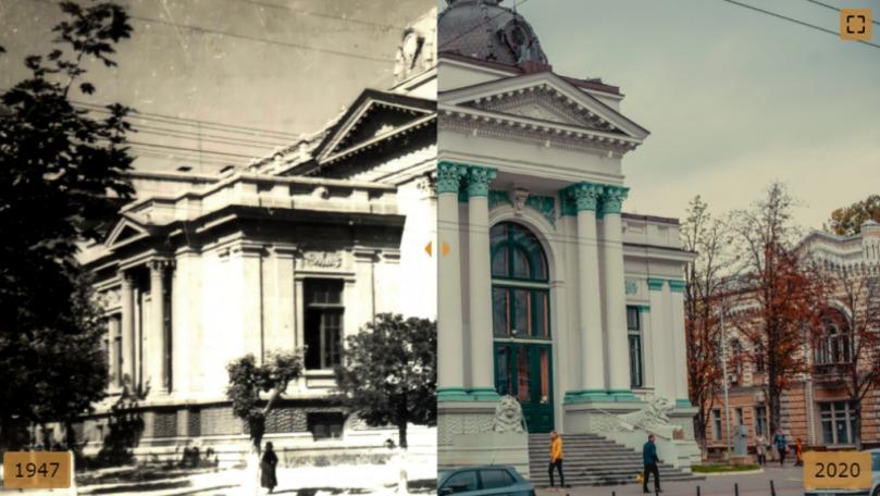Chișinăul atunci și acum: Cum arăta orașul în urmă cu câteva decenii