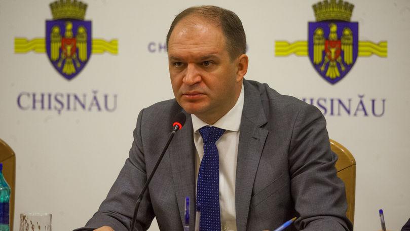Ceban: Am interzis eliberarea actelor de construcție în centrul istoric