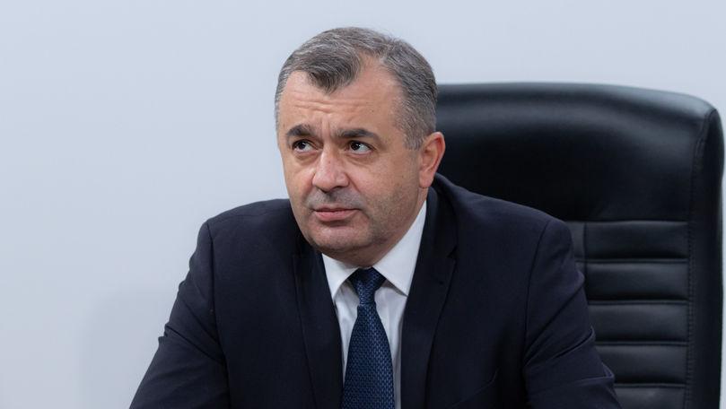 Ion Chicu, către concurenții electorali: Orice intimidare va fi taxată