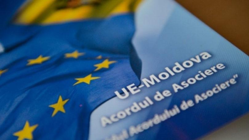 Implementarea Acordului de Asociere: UE va acorda suport Guvernului