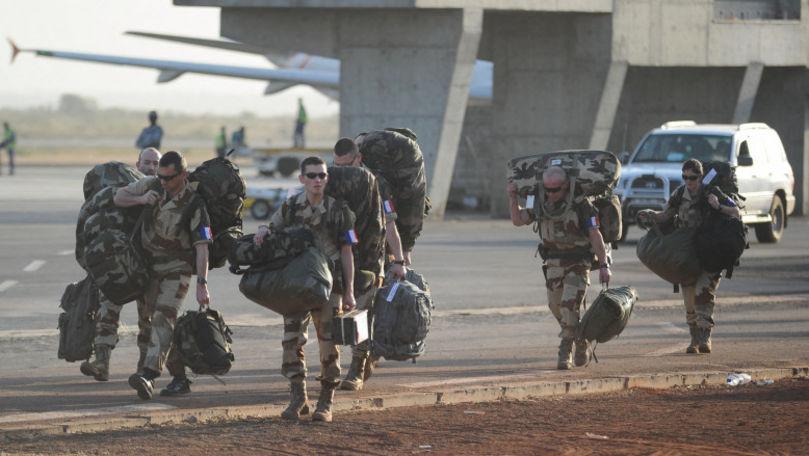 Franţa retrage soldații din Mali dacă țara se va alia cu un grup rus