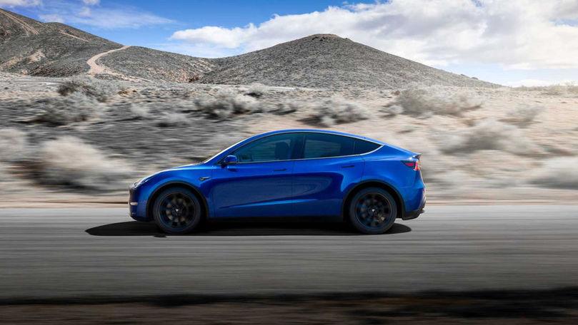 Tesla anunță startul vânzărilor pentru unitățile Model Y produse în China