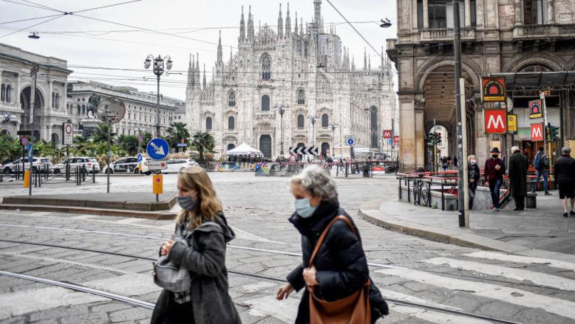 Italia: Certificatul verde ar urma să fie obligatoriu în unele zone aglomerate