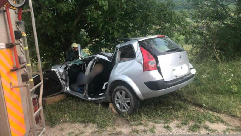 Accident grav la Călărași: Două femei au murit. O minoră, dusă la spital