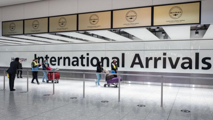 Companiile aeriene dezvoltă o aplicaţie pentru a călători fără carantină
