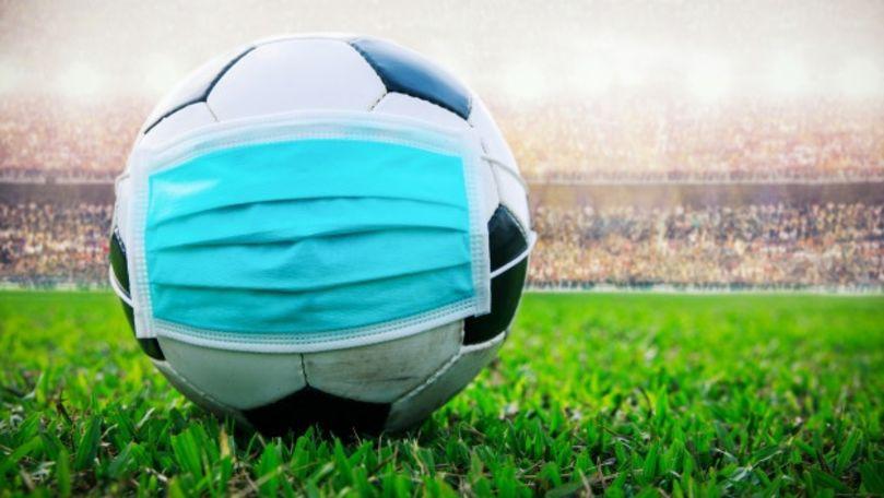 Un judecător a anulat un meci după ce 19 jucători au fost testați la COVID