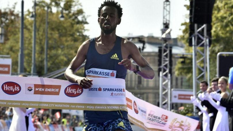 Câștigătorul maratonului de la Viena, descalificat din cauza adidașilor