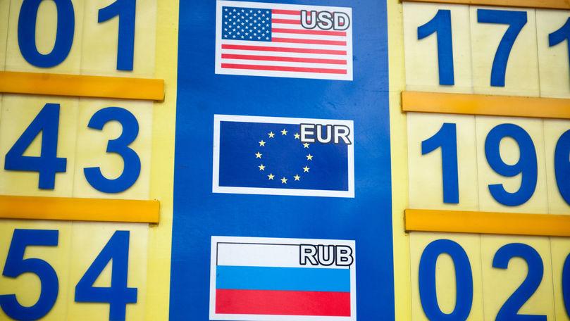 Curs valutar 15 septembrie 2021: Cât valorează un euro și un dolar