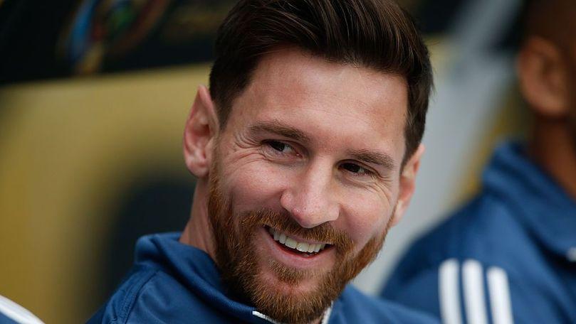 Primul trofeu câștigat de căpitanul Messi la Barcelona: O cupă specială