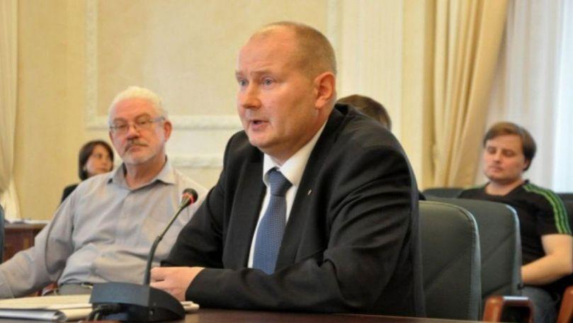 Judecătorul ucrainean Nicolae Ceaus, răpit din centrul Chișinăului