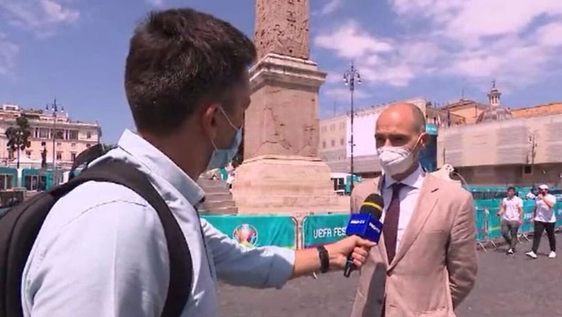Cum se pregătește Italia pentru EURO 2020: Surprizele pregătite