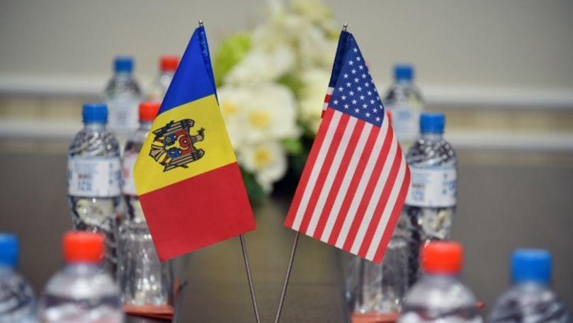 Noul ataşat militar al SUA în Moldova, prezentat la Ministerul Apărării