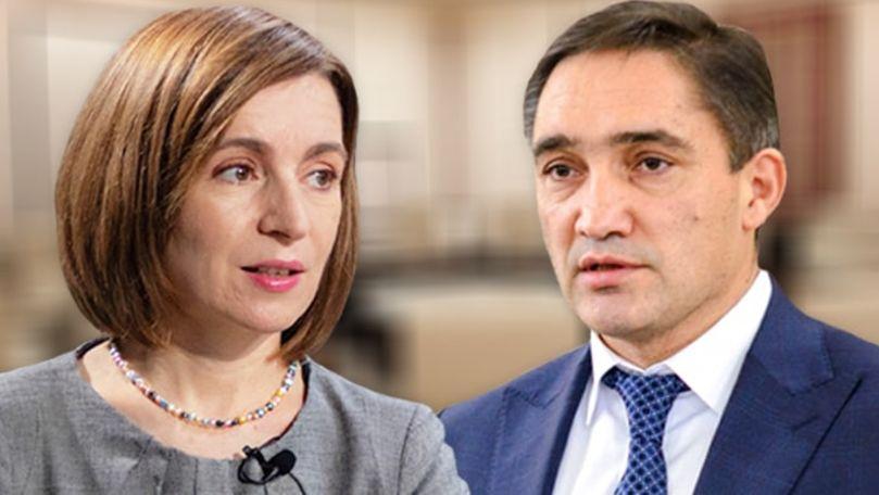 Furtul miliardului: Stoianoglo sugerează că Sandu ar putea fi anchetată