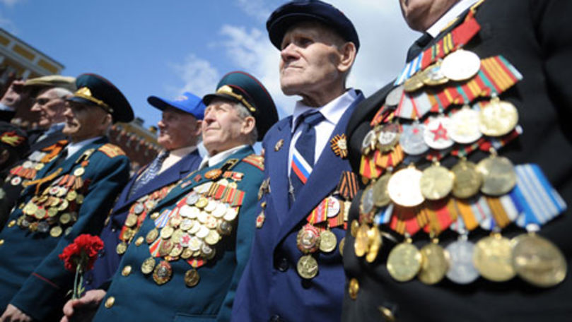 Veteranii moldoveni au primit indemnizații mai mari decât cei din Rusia