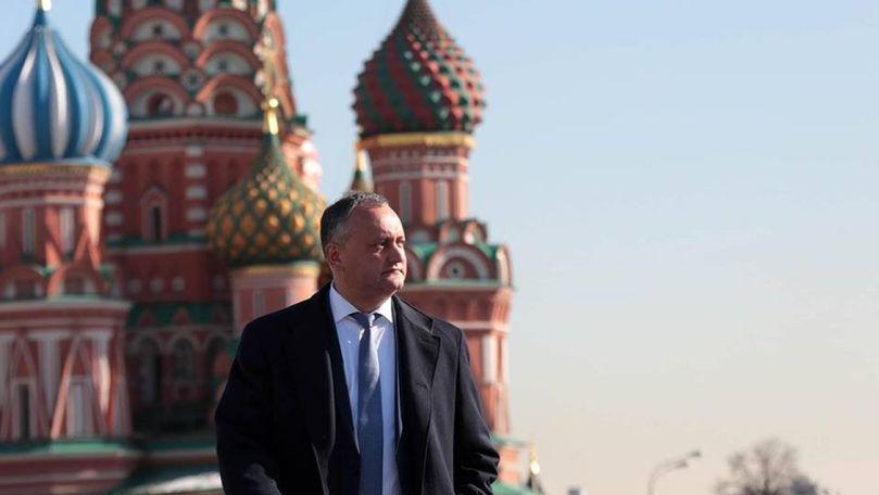 Dodon a umflat cifrele: Câți moldoveni au mai rămas în Rusia