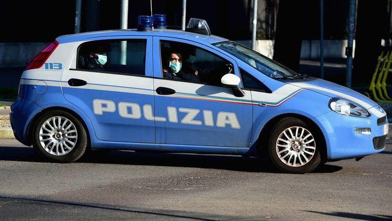 Un moldovean, reținut în Italia pentru furt: Complicii au fugit