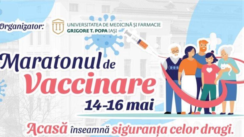 Moldovenii fără cetățenie română se vor putea vaccina cu Pfizer la Iași