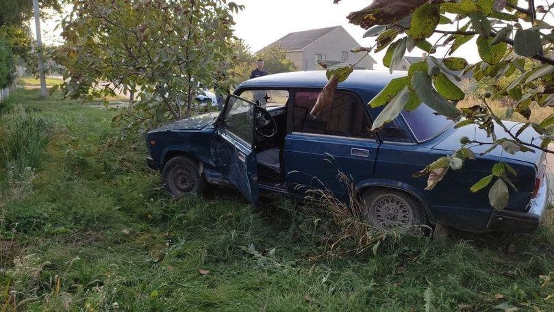 Accident la Glodeni: Unul dintre șoferi era beat. Sunt victime