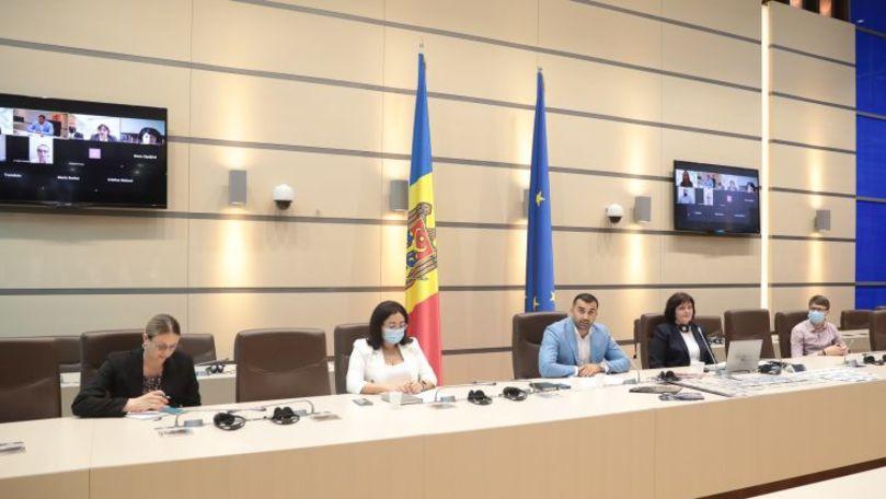 Moldova, Armenia, Georgia și Ucraina au vorbit despre cooperare