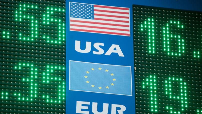 Curs valutar 11 septembrie 2021: Cât valorează un euro și un dolar