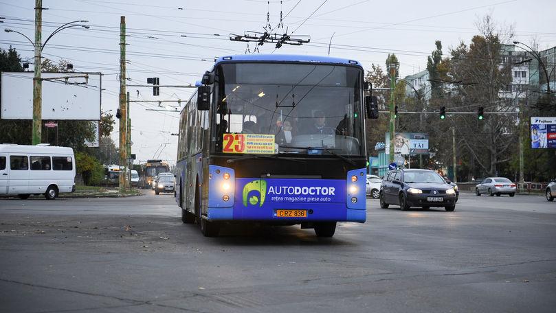 Chișinăul va fi dotat cu încă 100 de autobuze până în luna decembrie