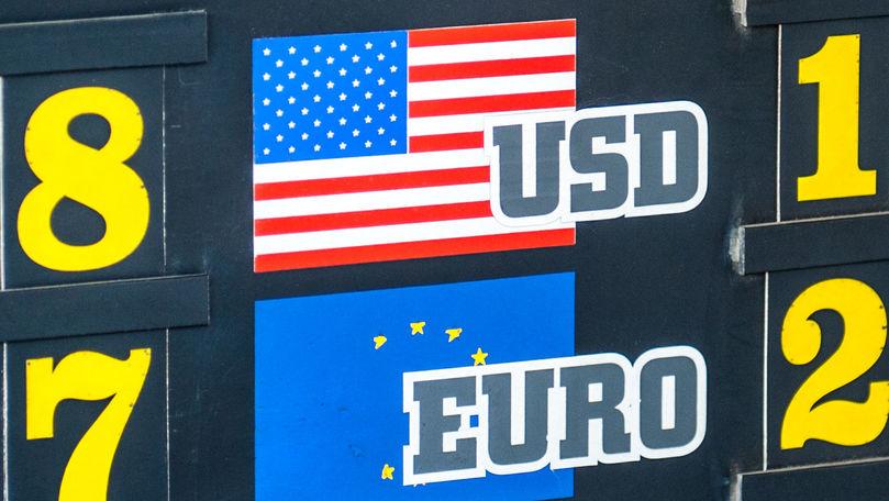 Curs valutar 11 octombrie 2021: Cât valorează un euro și un dolar
