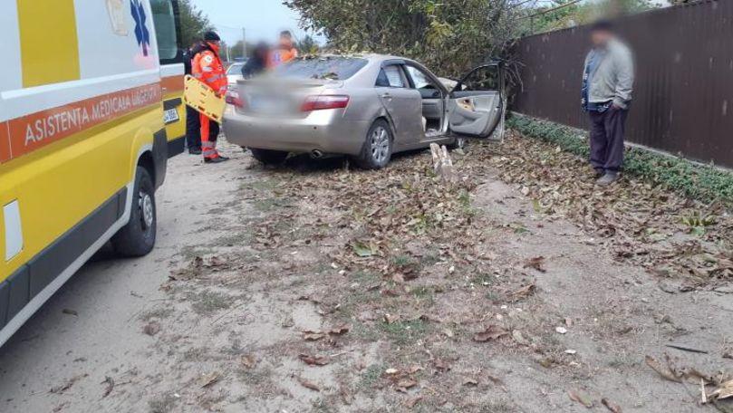 Tragicul accident de la Căușeni: Șoferul a murit la spital