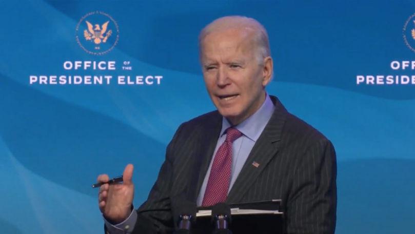 Reacția lui Joe Biden, după punerea sub acuzare a lui Donald Trump
