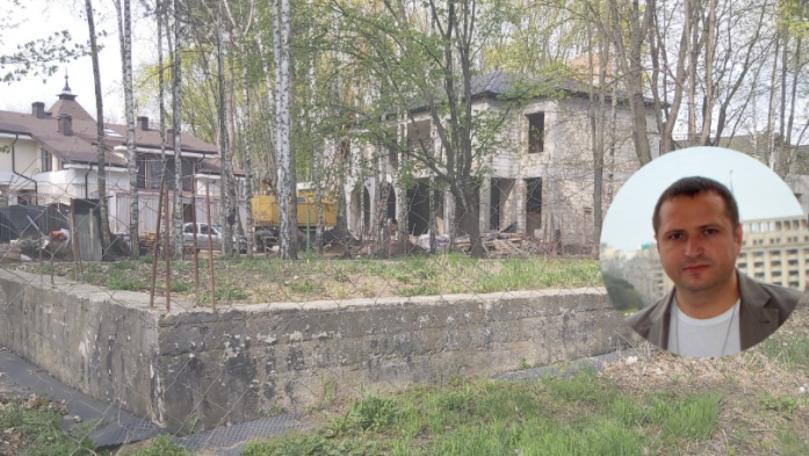Procurorul Vinițchi, controlat de ANI după investigația privind casa sa